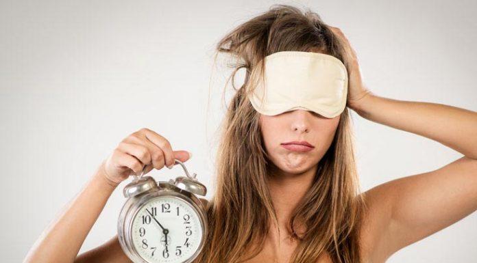 Які є ознаки порушення сну