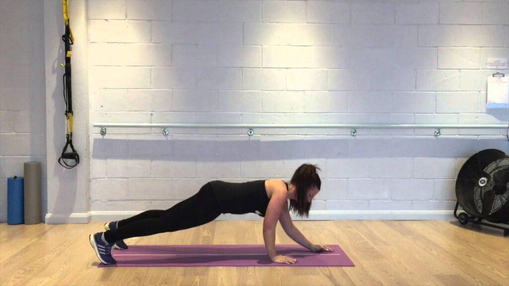 Вправи - планка