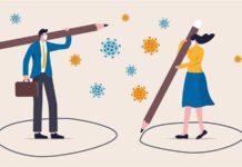 Що таке соціальна дистанція та як її дотримуватися