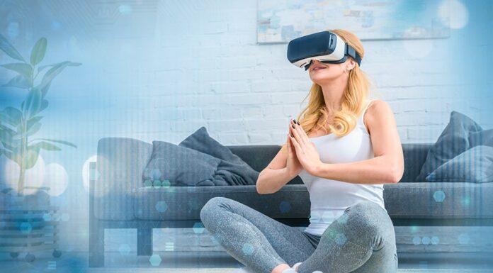 Медитація віртуальної реальності
