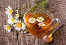 Ромашковий чай для здоров'я