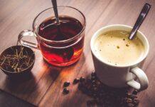 Чай чи кава: що пити корисніше?