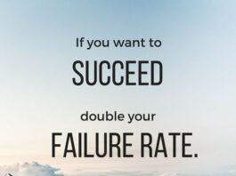 Чому невдача підводить вас на крок ближче до успіху