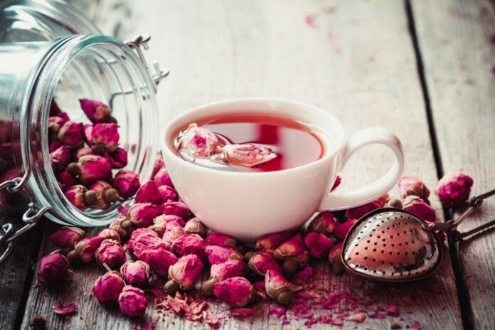 Трояндовий чай