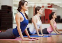 Йога вправи для схуднення