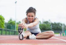 Розминка, присідання та розтяжка для бігу